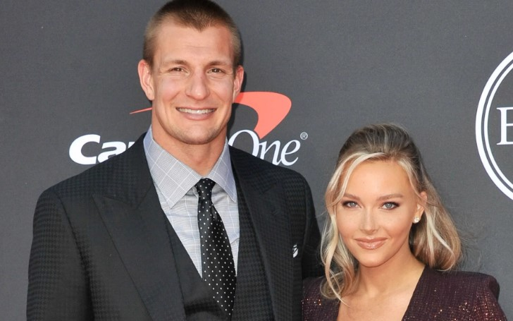 Camille Kostek Dating Her Boyfriend Rob Gronkowski - Facts About Their Relationship