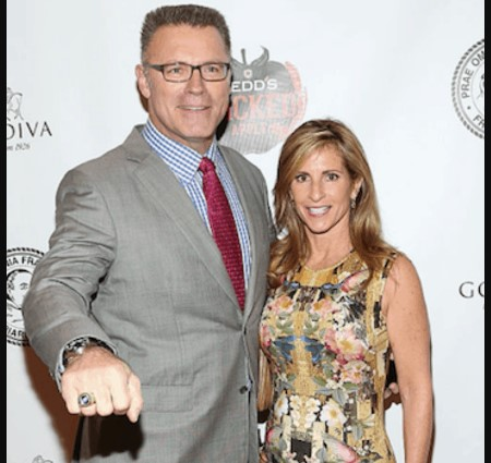 Diane Addonizio, Howie Long's wife.
