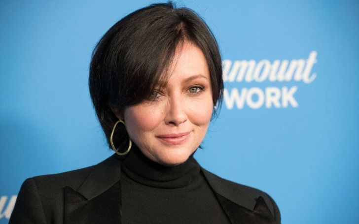Shannen Doherty Says She's Dying; Reveals Stage 4 Cancer