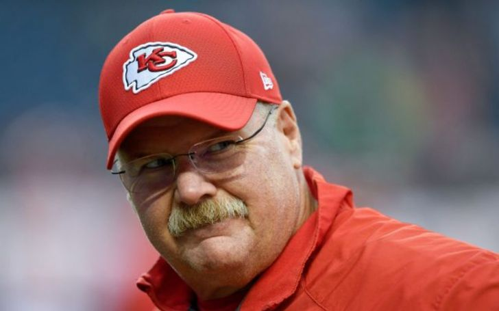 Andy Reid wins the SuperBowl; Facts about his Family, Children, and Net Worth