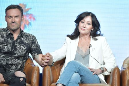 Shannen Doherty found a friend in another 'BH90210' co-star Brian Austin Green.