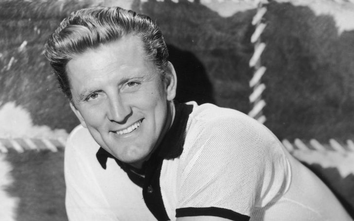 The Golden Age of Hollywood's legend Kirk Douglas Passes Away at 103