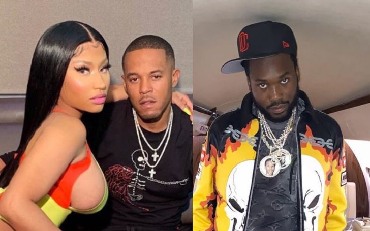 Meek Mill's Verbal Altercation with Nicki Minaj and Kenneth Petty