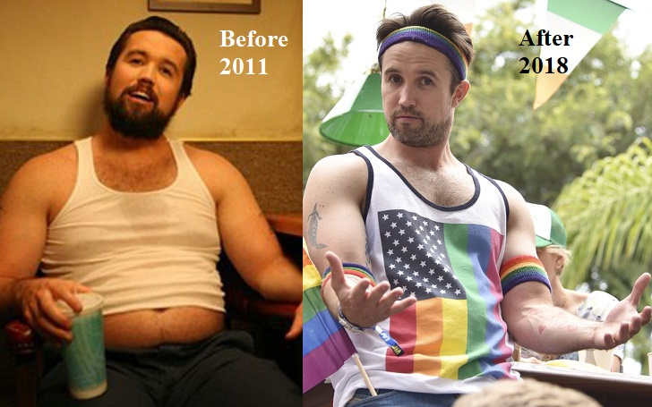 Rob McElhenney Weight Loss Diet & Workout — How the Sunny Star Looks So Ripped