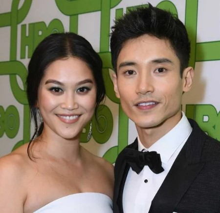 Dianne Doan is engaged to Manny Jacinto.