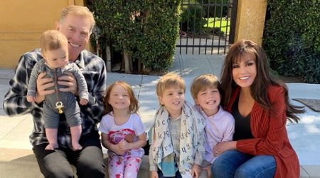 Marie Osmond's childrens.