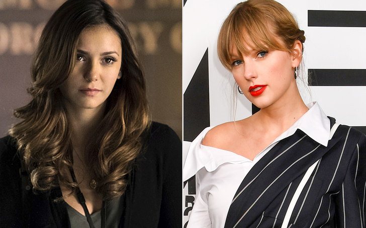 Nina Dobrev Reveals Taylor Swift Almost Made an Appearance on 'The Vampire Diaries'