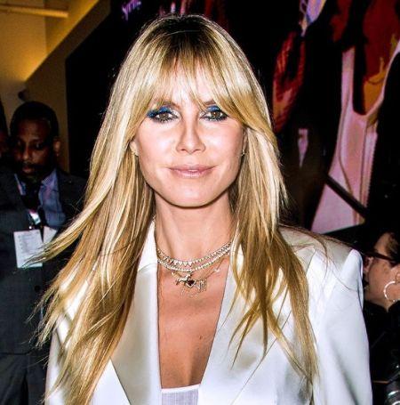 Heidi Klum falls ill during the filming of the show and is waiting for her corona test results.