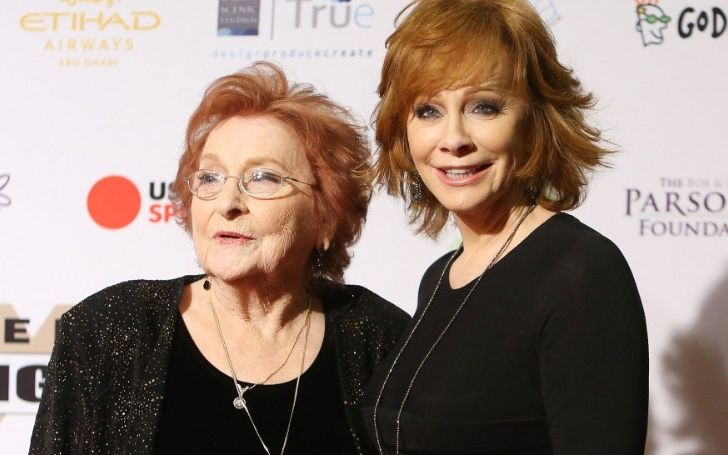 Reba McEntire is Mourning the Death of Her Mother Jacqueline Aged 94