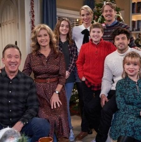Last Man Standing is the American Sitcom who stopped their production.