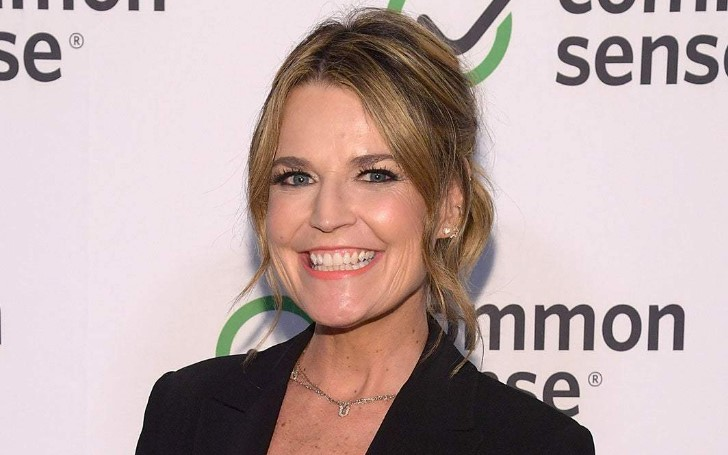 The Host of 'Today' Show Savannah Guthrie to Self-Quarantine Amid Coronavirus Pandemic