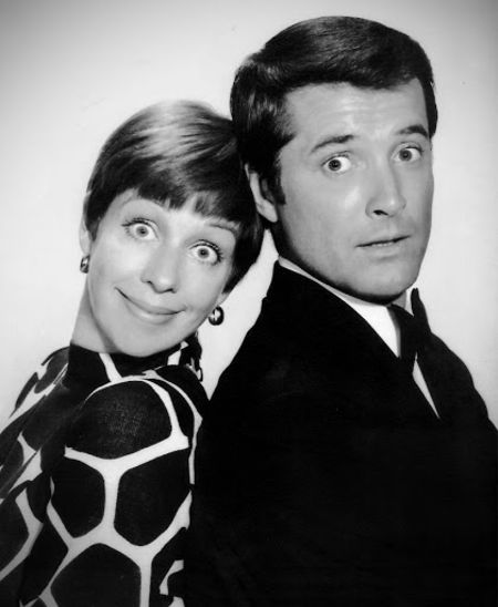 Lyle Waggoner appeared on 'The Carol Burnett Show' from 1967 to 1975.