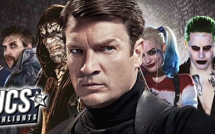Nathan Fillion Says Yes to a Role in 'The Suicide Squad'