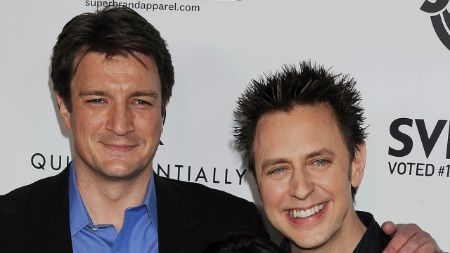 Nathan Fillion to star in all new 'The Suicide Squad' by James Gunn.