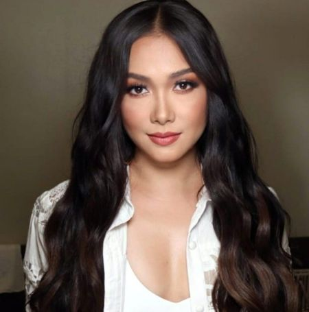 Janella Salvador is the niece of Maja Salvador.