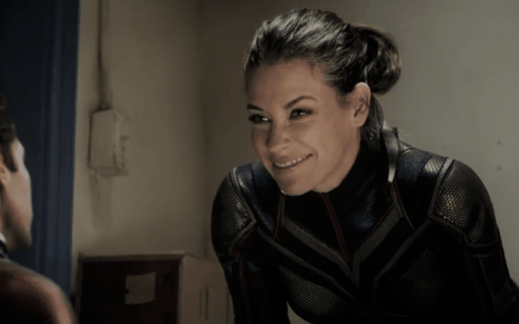 Fans Furious After Marvel Star Evangeline Lilly Insists She Won't Self-Quarantine