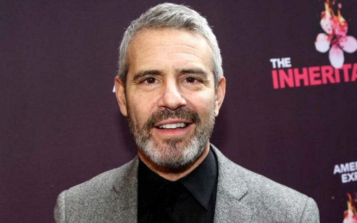 The Host of 'Watch What Happens Next' Andy Cohen Tested Positive for the Coronavirus