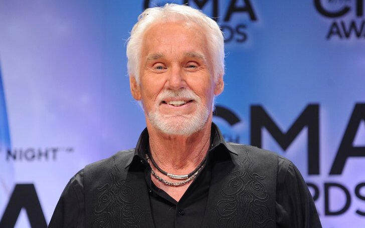 Country Legend Kenny Rogers Passes Away at 81 | Glamour Fame