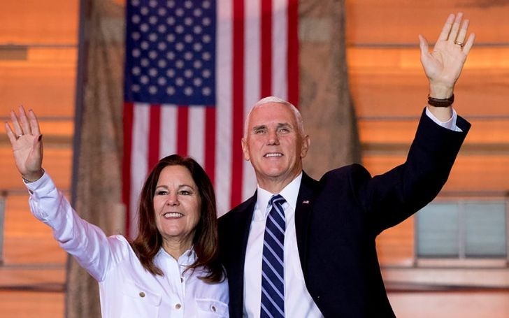 The Vice President's Press Secretary Reveals Vice President Mike Pence and Second Lady Karen Pence's Coronavirus Test Results