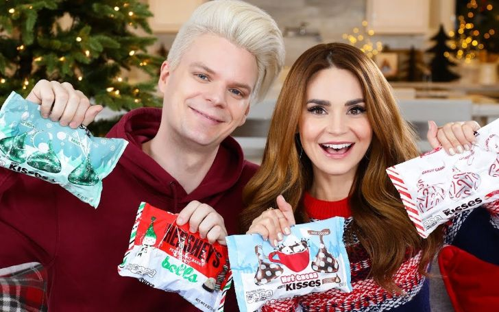 Who is Rosanna Pansino's Boyfriend? Is She Dating Someone?