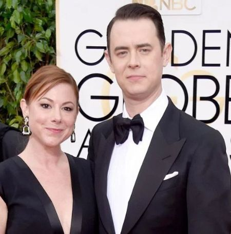 Colin Hanks is living a classy lifestyle with his beautiful wife, Samantha Bryant