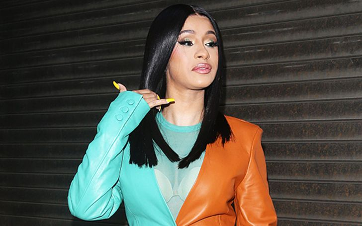 Cardi B Claims Celebrities are Paid to Claim Positive for COVID-19