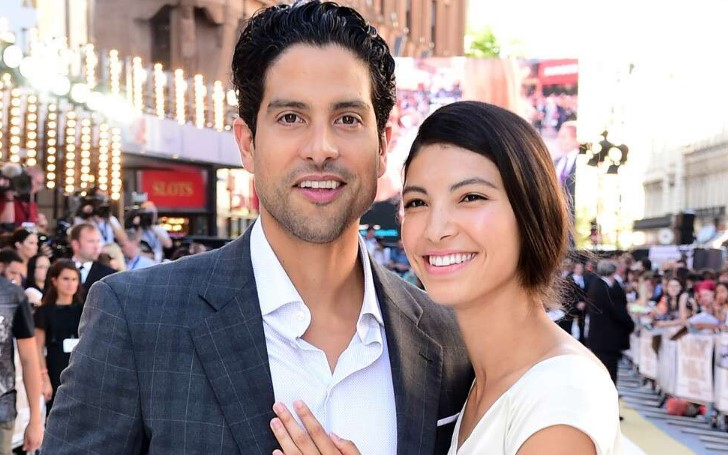 Adam Rodriguez of 'Criminal Mind' and His Wife Welcome Their Third Child