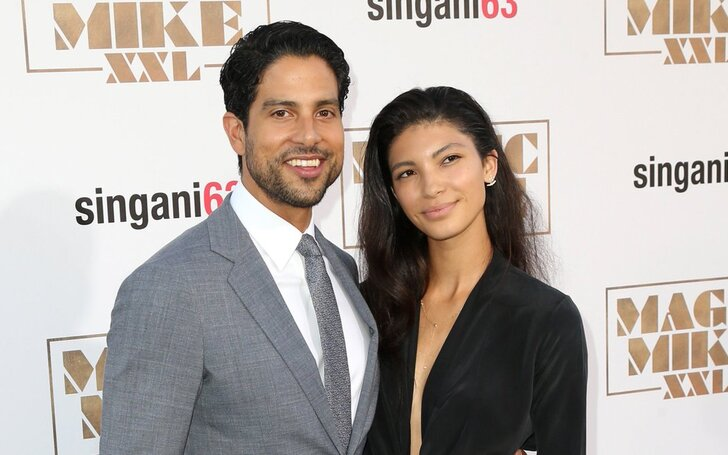 Adam Rodriguez and Wife Grace Gail Welcome a Baby Boy