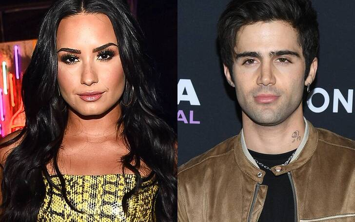 Demi Lovato is Rumored to be Dating Soap Star Max Ehrich