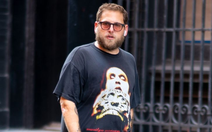 Jonah Hill Tattoo - Jonah Hill Shows Off His New Tattoos During Surf Outing