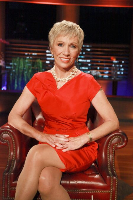 Barbara Corcoran is a millionaire