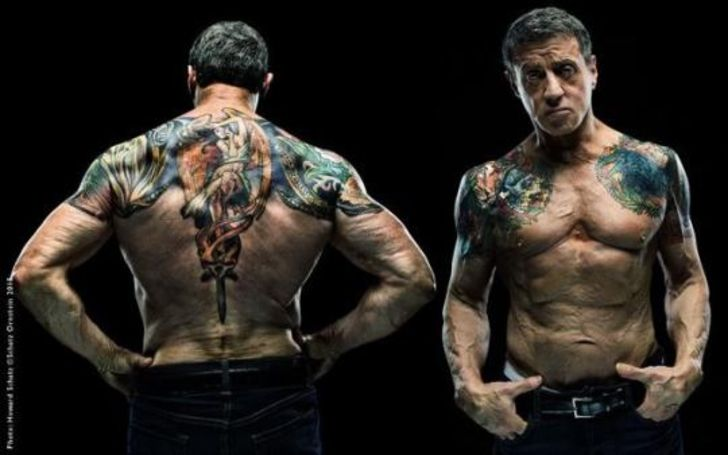 Sylvester Stallone Tattoos and Their Meaning | Glamour Fame
