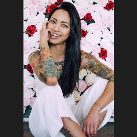 Levy Tran all tattoos and meanings.