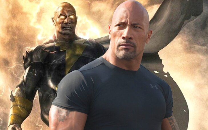 Black Adam Could be Delayed Due to Coronavirus Claims Dwayne Johnson