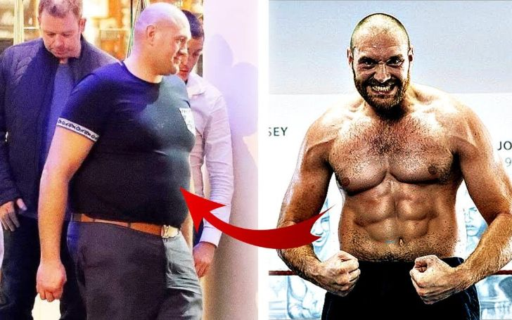 Tyson Fury Weight Loss - How Did the Professional Boxer Shed an Incredible Nine Stone in Less Than Two Years