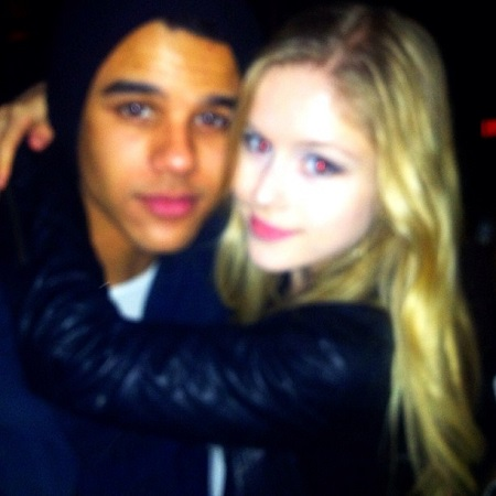 Erin Moriarty and her possible ex-boyfriend Jacob Artist.