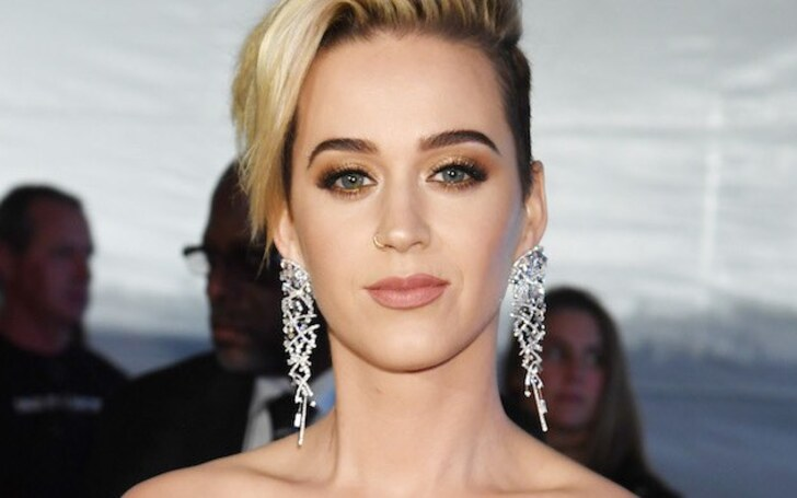Katy Perry Reveals Pregnancy Through New Music Video