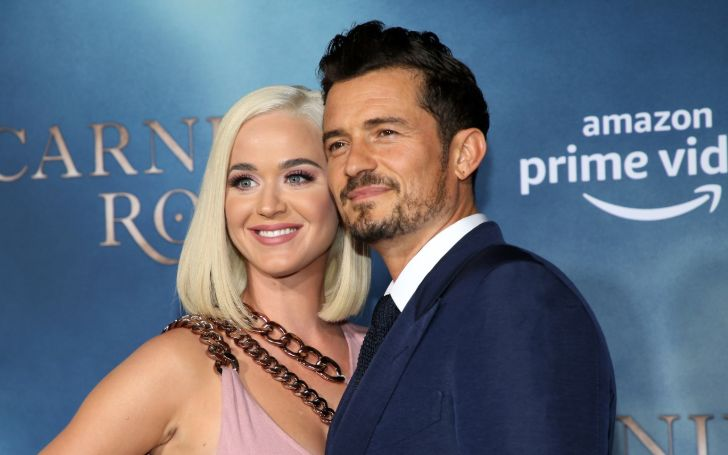 """We're Excited,"" Katy Perry Announces She's Pregnant with Orlando Bloom's Child after the Music Video Release"