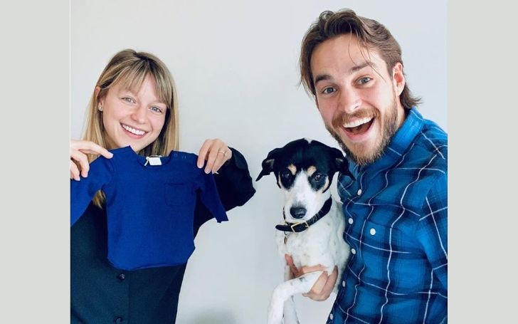 'Supergirl' Star Melissa Benoist Expecting Her First Child With Husband Chris Wood