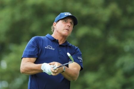 Mickelson earned a considerable sum of $9 million by defeating Tiger Woods in head to head match.