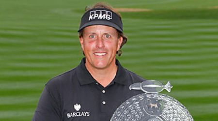 Phil is the lifetime member of PGA Tour