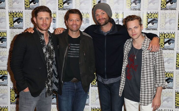 Supernatural Releases Cast Photos Ahead of Return from Hiatus