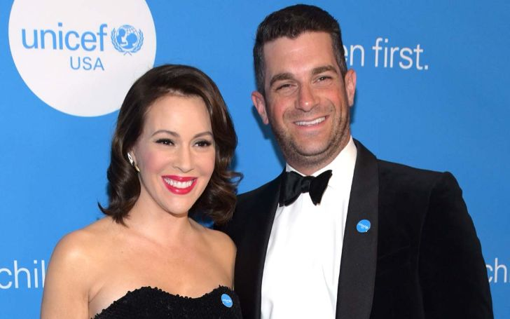 Dave Bugliari - Some Facts to Know About Alyssa Milano's Husband