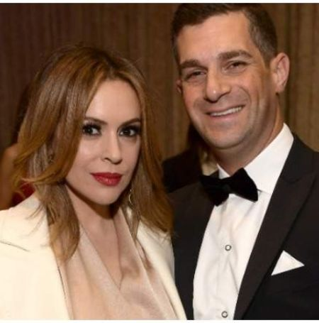 Dave Bugliari is married to actress Alyssa Milano.