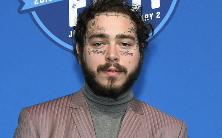 Post Malone Tattoos on Face and Their Meaning