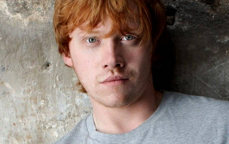 Rupert Grint lives in a mansion at Hertfordshire