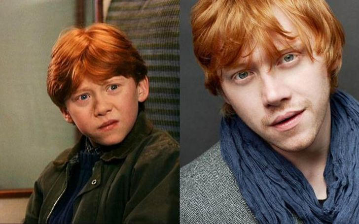 Rupert Grint Net Worth - Find Out How Rich the 'Harry Potter' Star is