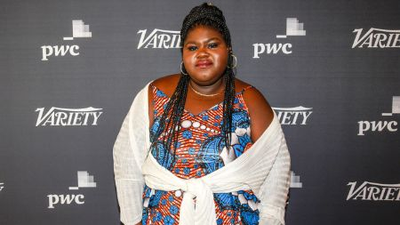 Gabourey's message to the world is to mind your own body, for a healthy body.
