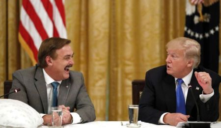 Mike Lindell Net Worth: President Donald Trump also claims to use MyPillow for his sleep.