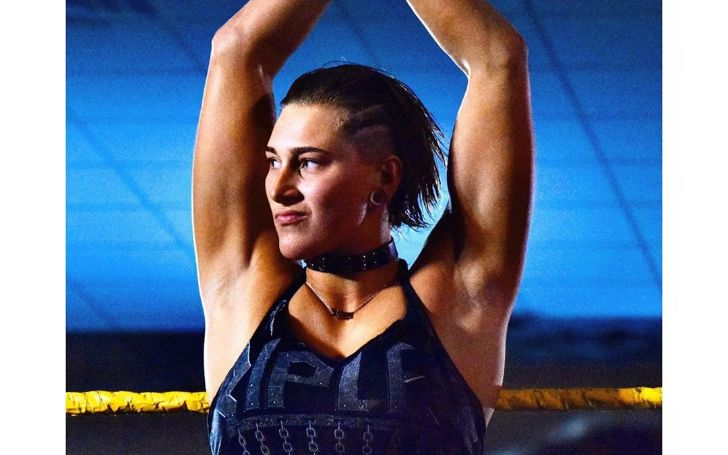 Rhea Ripley Tattoos and Their Meaning